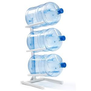 Подставка для 3-х бутылей,  доставка питьевой воды в Одинцово, бесплатно,купить кулер, офис, бутилированная, бутыль 19 л