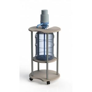 Подставка под бутыль с помпой, доставка питьевой воды в Одинцово, бесплатно,купить кулер, офис, бутилированная, бутыль 19 л